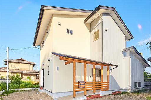 新築住宅SUMIKA
